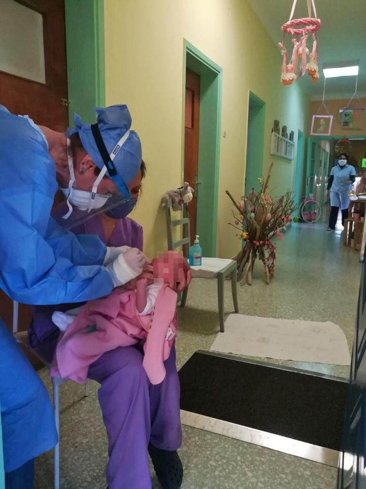 Ολοκληρώθηκε ο έλεγχος για τον ιό SARS-CoV-2, των εργαζομένων και όλων των τροφίμων κλειστών προνοιακών δομών της Αττικής