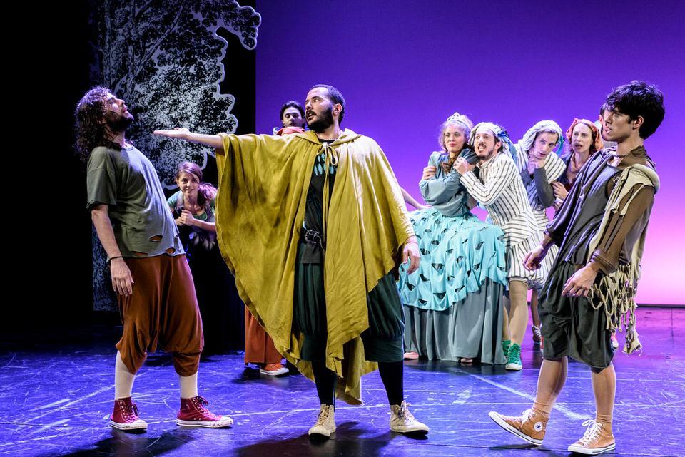 Εθνικό Θέατρο: Το πρόγραμμα των παραστάσεων για την τρέχουσα εβδομάδα