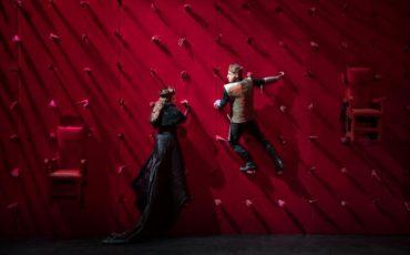 """Το Δημοτικό Θέατρο Πειραιά ξεκινάει σειρά διαδικτυακών δράσεων-Η πρώτη παράσταση """"Μακμπέθ"""""""