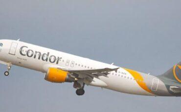 Condor: Γερμανική αεροπορική εταιρεία ανακοινώνει πτήσεις για Ελλάδα στο 50%