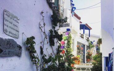 Δρυοπίδα: Ταξίδι στο χωριό της Κύθνου με την ιδιαίτερη αρχιτεκτονική