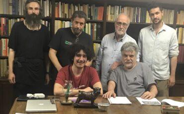 «Περιμένοντας τον Γκοντό»: Η πρώτη νέα θεατρική παραγωγή με Παπαδόπουλο, Παπαγεωργίου, Σερβετάλη, Αυγουστίδη