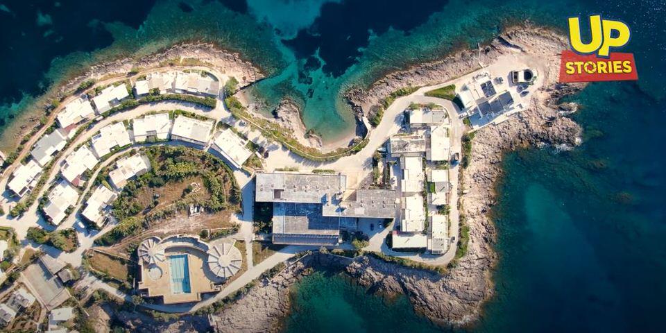 """Λαυρεωτική: Το """"νησί της Αττικής"""" από ψηλά! (video)"""