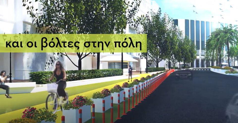 """Μπακογιάννης στον ΑΝΤ1: Ο """"Μεγάλος Περίπατος της Αθήνας"""" απελευθερώνει 50 στρέμματα δημόσιου χώρου (βίντεο)"""