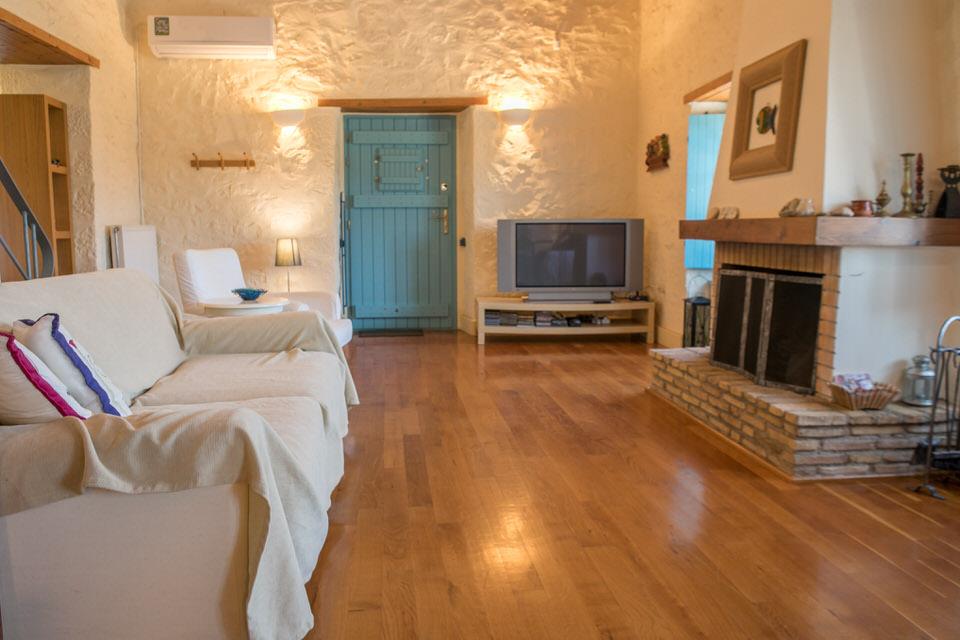 H Villa Smaragda στο Λιμένι