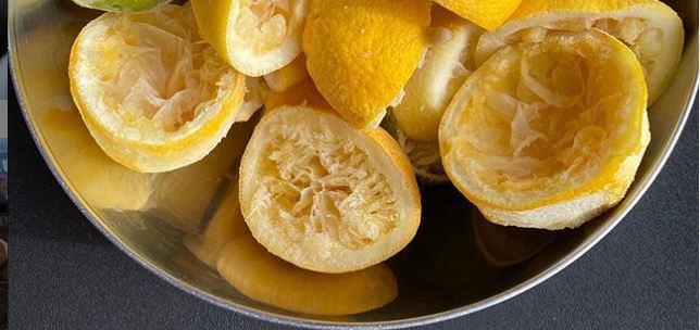Συνταγή για σορμπέ λεμόνι χωρίς παγωτομηχανή!