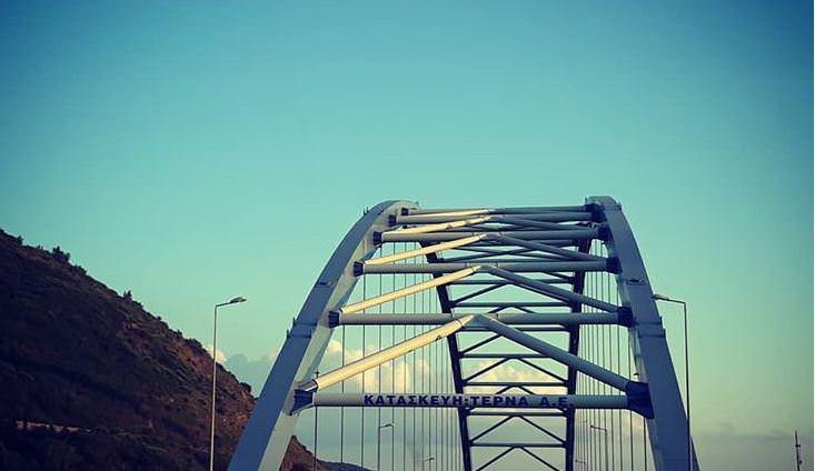 Η γέφυρα της Τσακώνας