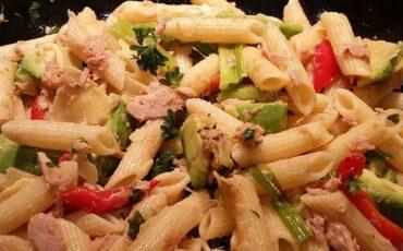 Συνταγή για πένες με τόνο