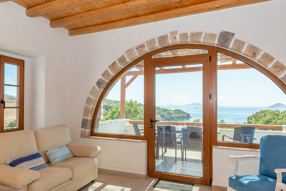 Η Villa Sofia στο Blue Vista Patmos