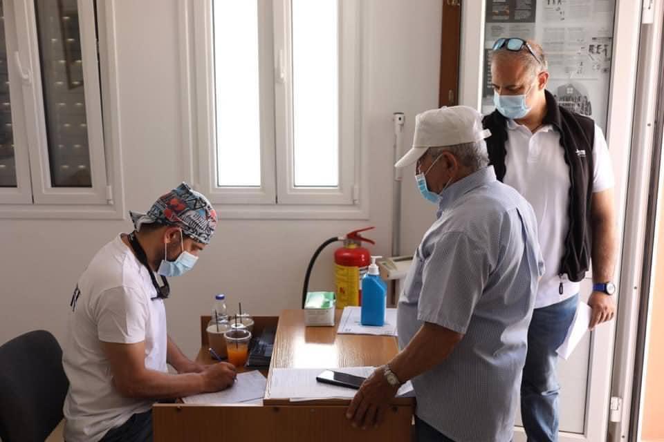 ΕΟΔΥ: Σε συνεργασία με την AXION HELLAS πραγματοποίησε εξετάσεις για COVID-19 στο Αγαθονήσι