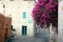 """Αρεόπολη: Η """"πέτρινη"""" καρδιά της Μάνης από ψηλά! (video)"""