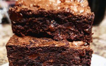 Συνταγή για brownies με σοκολάτα!