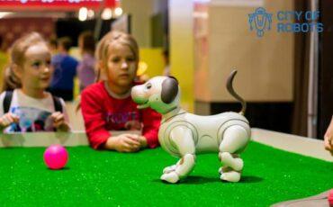 Το Κέντρο Πολιτισμού «Ελληνικός Κόσμος» ξανά ανοιχτό για το κοινό με τη μεγαλύτερη έκθεση της Ευρώπης «City of Robots»