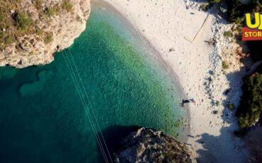 Φονέας: Η πανέμορφη παραλία της Μεσσηνιακής Μάνης που ήταν κάποτε το λημέρι ενός φονιά