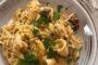 Συνταγή για πεντανόστιμα καλαμαράκια με ρύζι!