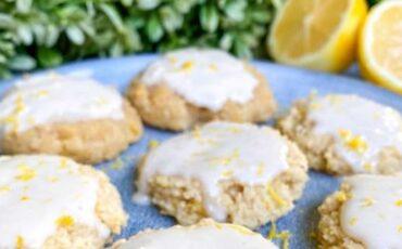 Συνταγή για κουλουράκια λεμονιού!