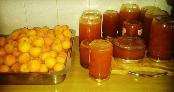 Συνταγή για μαρμελάδα βερίκοκο!