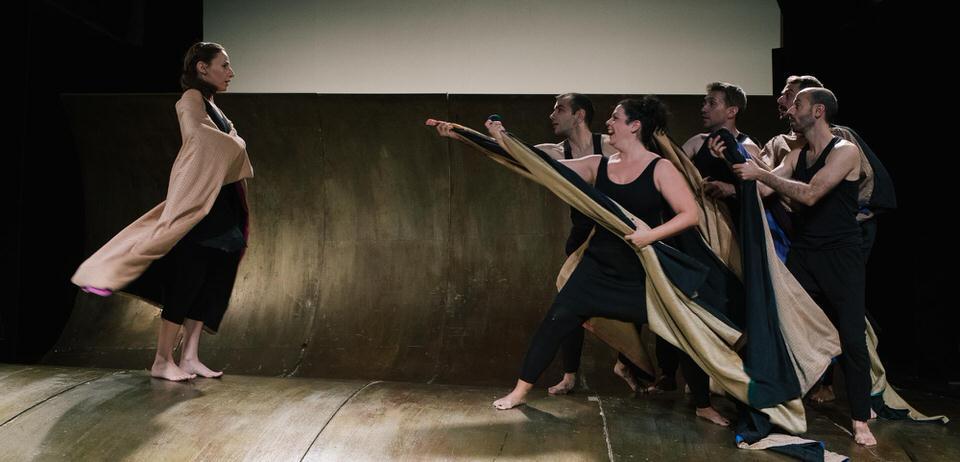 Νέοι Κύκλοι   Σεμινάρια & Εργαστήριο Υποκριτικής με τον Θωμά Μοσχόπουλο στο θέατρο Πόρτα