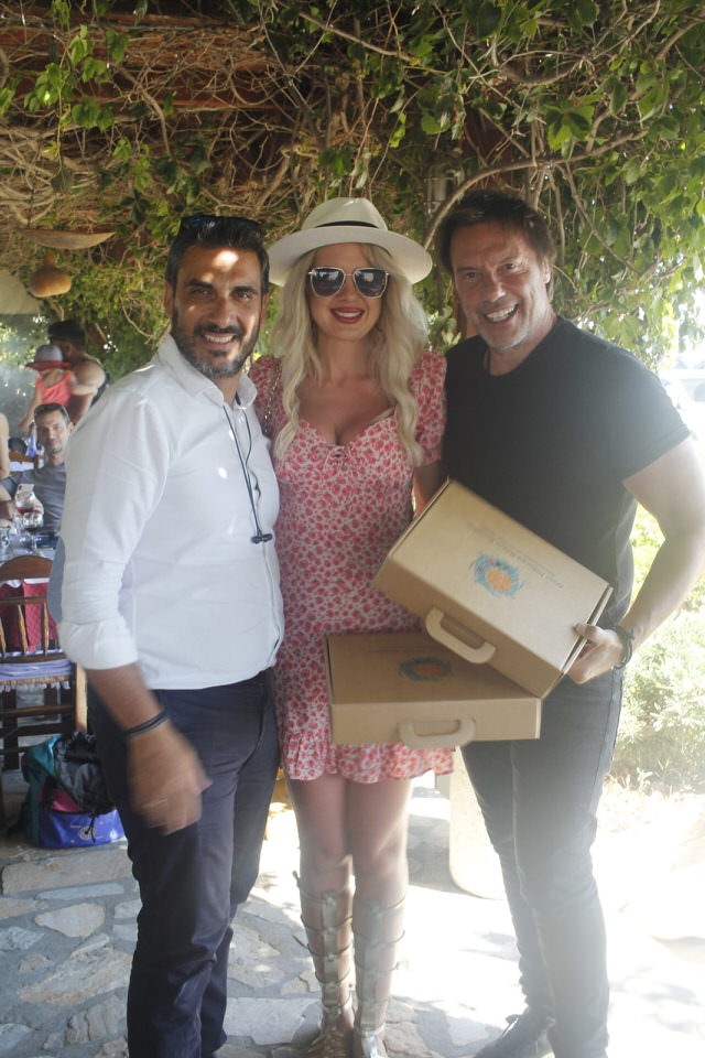 Βουτιές στη Νάξο και στη… γεύση με πολλούς διάσημους στο 3ο Food Experience Graviera Naxos!