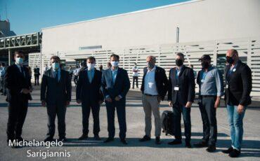 Η πρώτη άφιξη πτήσης εξωτερικού σε ελληνικό περιφερειακό αεροδρόμιο