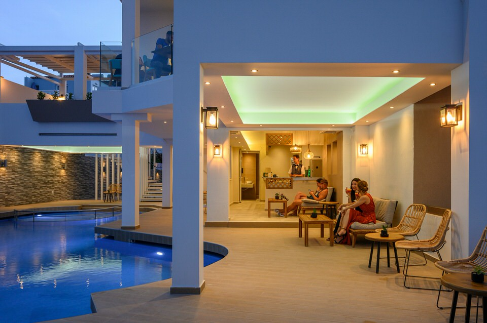 Mare Boutique Hotel: Το new entry ξενοδοχείο της Κρήτης με θαλασσινή αύρα