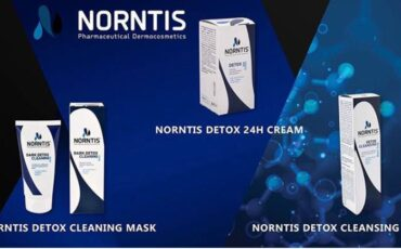 Σειρά Dark Detox με ενεργό άνθρακα από την Norntis Pharmaceutical