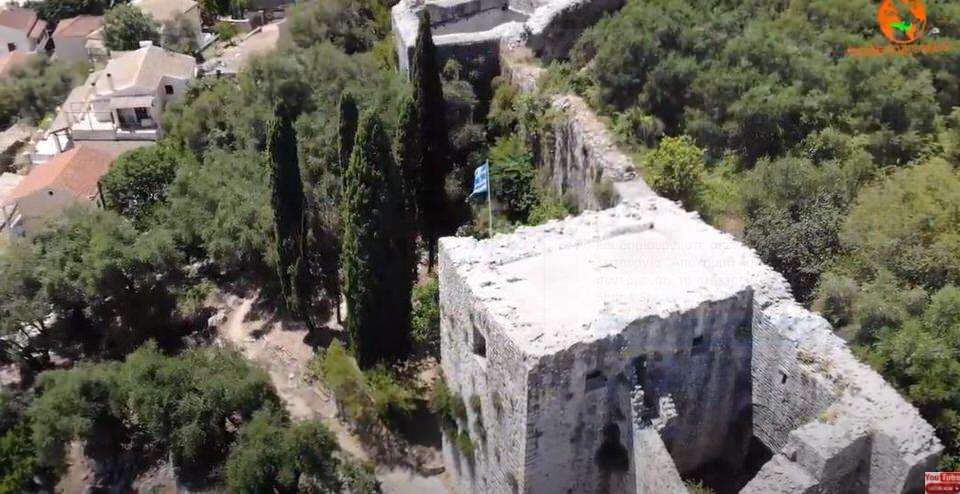 Η Κασσιόπη και το αρχαίο κάστρο των Ανδηγαυών ιπποτών (video)