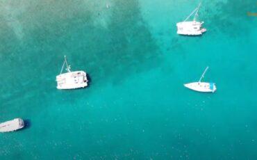 Μετώπη: Ταξίδι στην άγνωστη νησίδα του Σαρωνικού (video)