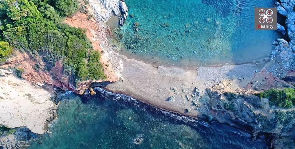 Εύβοια: Η διπλή παραλία -καταφύγιο των ερωτευμένων