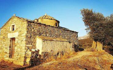 Σαγκρί: Ταξίδι στο γραφικό χωριό της Νάξου