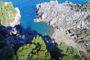 Ταξίδι στην Εύβοια: Βουτιές στο Στενό Λινάρι-Μία εξωτική παραλία (video)