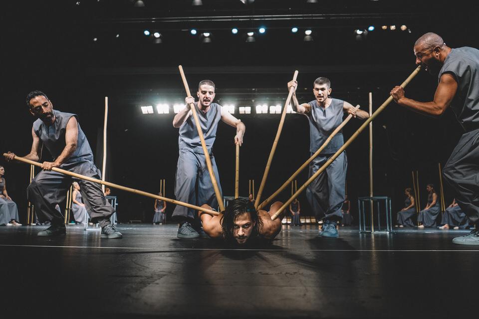 «Τρωάδες» του Ευριπίδη: Πρεμιέρα στο Θέατρο Δάσους