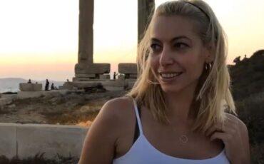 Η ραδιοφωνική μου συνέντευξη στον Aegean Voice 107.5