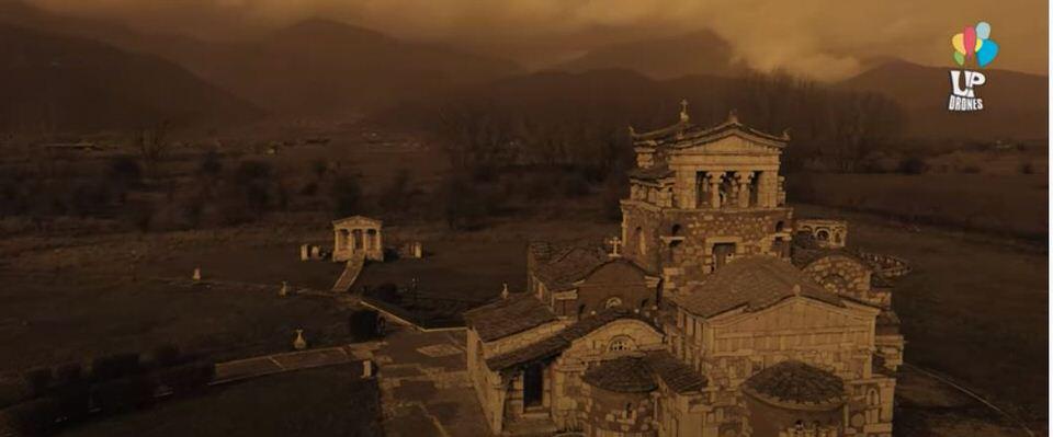Αγία Φωτεινή Μαντίνειας: Οδοιπορικό σε μία από τις πιο παράξενες εκκλησίες του κόσμου (video)