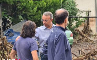Αυτά είναι τα μέτρα ανακούφισης των πληγέντων από τον Μεσογειακό Κυκλώνα «Ιανός»