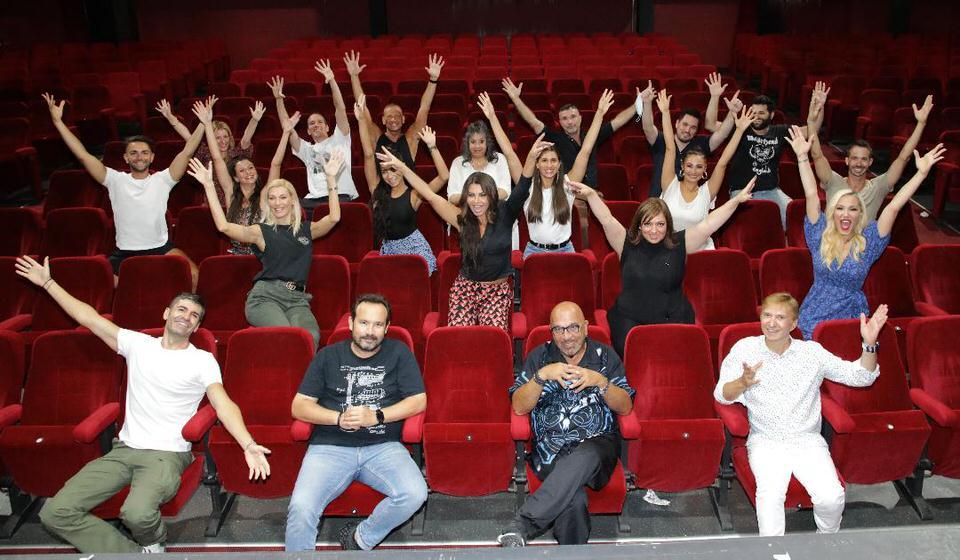 Η Κύρια Επιθεώρηση: Τον Οκτώβριο στο θέατρο Βέμπο