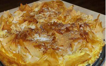 Συνταγή για πατσαβουρόπιτα!