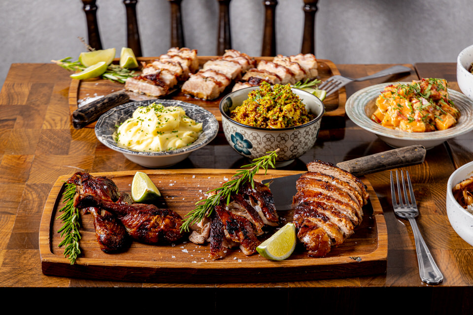 Spit Jack Rotisserie: Για τους λάτρεις του κρέατος!
