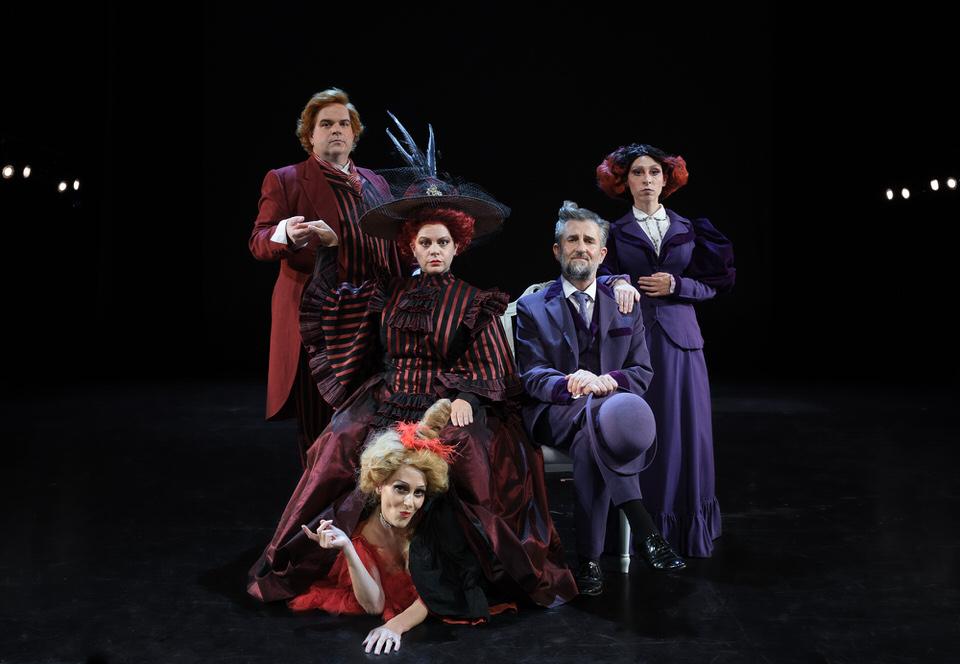 Η κυρία του Μαξίμ του Ζωρζ Φεντώ: Από τις 21 Οκτωβρίου στην Κεντρική Σκηνή του Εθνικού Θεάτρου