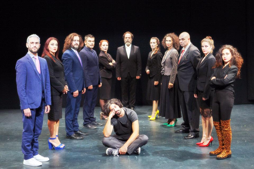 Το Ξεκατίνιασμα του Ολύμπου από τις 19 Οκτωβρίου στο θέατρο OLVIO