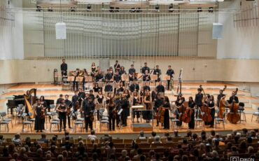 Συναυλία στο Μέγαρο Μουσικής της Underground Υouth Orchestra που συμπληρώνει 10 χρόνια συνεχούς μουσικής παρουσίας
