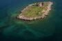 Ιτέα: Ταξίδι στον Άγιο Κωνσταντίνο, ένα λιλιπούτειο νησί που λειτούργησε ως νοσοκομείο