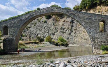 Το γεφύρι του Αζίζ Αγά: Το κόσμημα των Γρεβενών