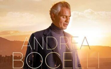 Το νέο άλμπουμ του Andrea Bocelli έρχεται στις 13 Νοεμβρίου