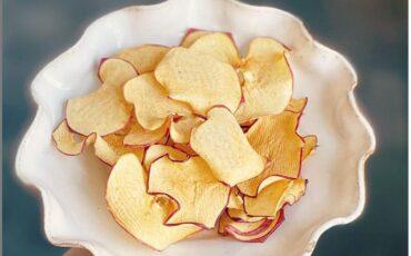 Συνταγή για σπιτικά τσιπς μήλου