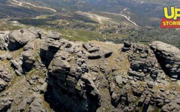 Δρακόσπιτο Όρους Όχη: Το Ελληνικό Στόουνχετζ βρίσκεται καλά κρυμμένο στα 1365m υψόμετρο (video)