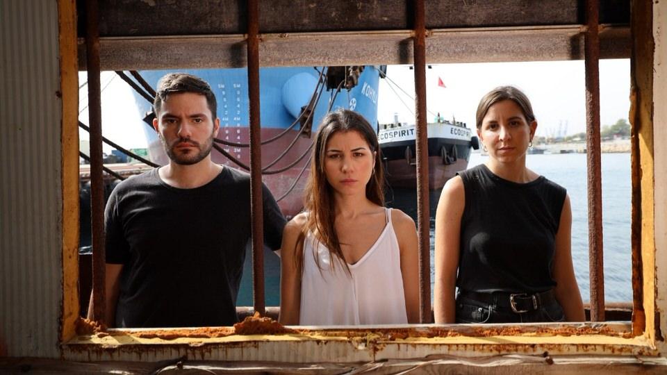 Η Πολιορκία της Elusia της Μαρίλλης Μαστραντώνη στο θέατρο ΠΚ από τις 23 Οκτωβρίου