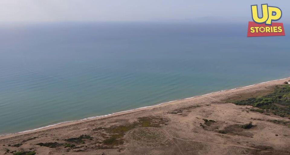 Γαστούνη Ηλείας: Η παραλία που κλείστηκε το ραντεβού με τους εξωγήινους (video)