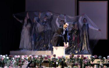 Ιστορία Χωρίς Όνομα στο θέατρο Αριστοτέλειον στις 17 και 18 Οκτώβρη
