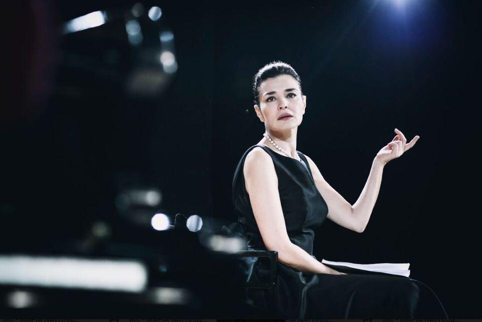 Το Master Class με την Μαρία Ναυπλιώτου συνεχίζεται για τρίτη χρονιά στο θέατρο Δημήτρης Χορν